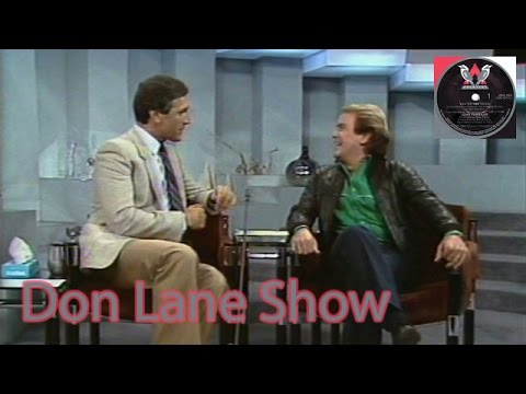 Glenn Shorrock Interviewed by Don Lane - 1980