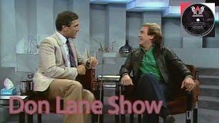 Glenn Shorrock Interviewed by Don Lane - 1980
