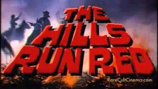 Spaghetti Western trailer: The Hills Run Red (1966)