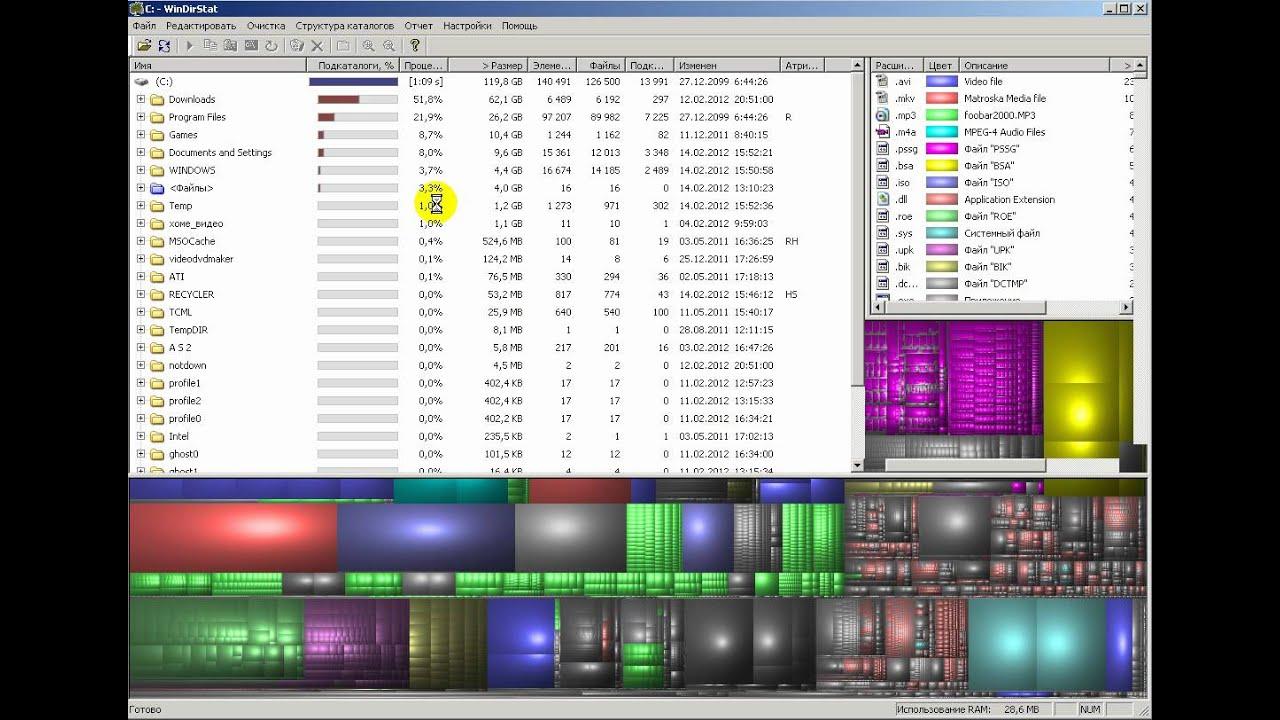 Программа для очистки жесткого диска с