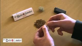 [How to roll a John Travolta (Joint)]- Piece herstellen