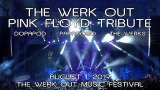 Скачать Pink Floyd Tribute Dopapod Papadosio The Werks Werk Out Music Festival 2019 Complete Show 4K