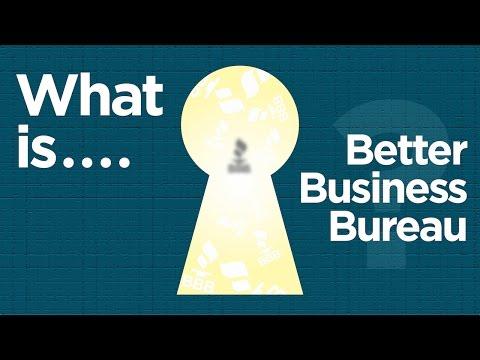 What is Better Business Bureau?