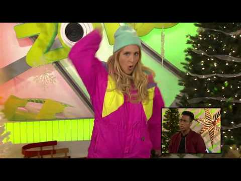 The Zone - Retro Snowsuit Fashion Show