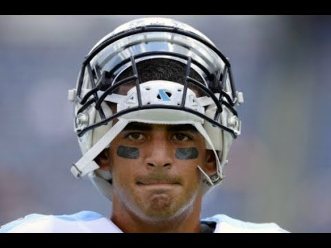 """Marcus Mariota: The Movie - """"Journey to the NFL""""    HD"""