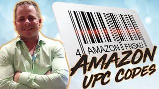 Purchasing UPC barcodes for Amazon FBA