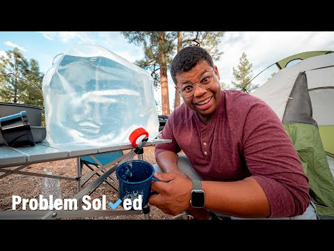 Camping essentials for enjoying the great outdoors   Problem Solved