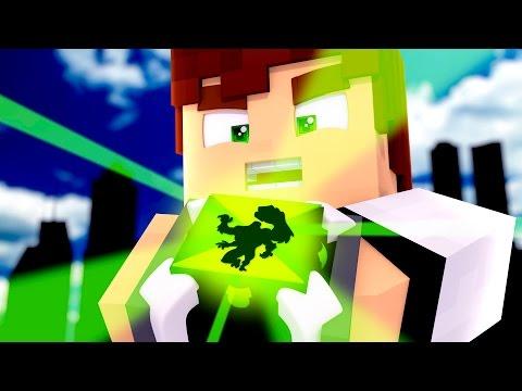Minecraft: BEN 10 NO MINECRAFT !! - Видео из Майнкрафт (Minecraft)