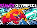 SURGE OLYMPICS!   13 Tests!   Brawl Stars UPDATE SNEAK PEEK!
