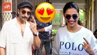 Deepika Padukone and Ranveer Singh Cast Their VOTE in Mumbai | Maharashtra Election 2019