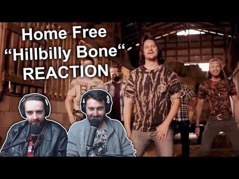 """Home Free - Hillbilly Bone"" Singers Reaction"