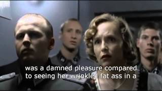 hitler finds out that hillary clinton was using his email server
