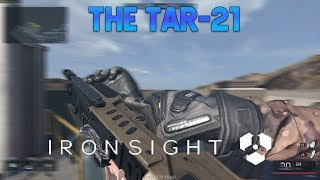 Iron Sight The Tar-21