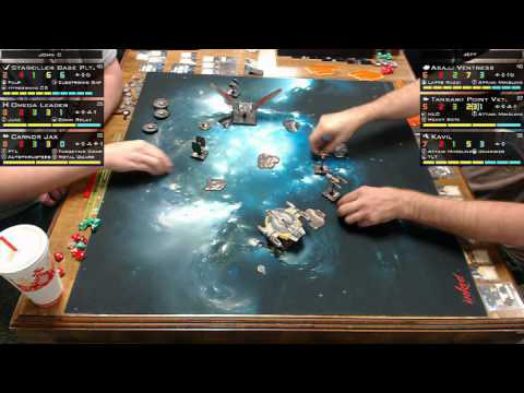 March 11th X-wing Tournament Round 4 of 4