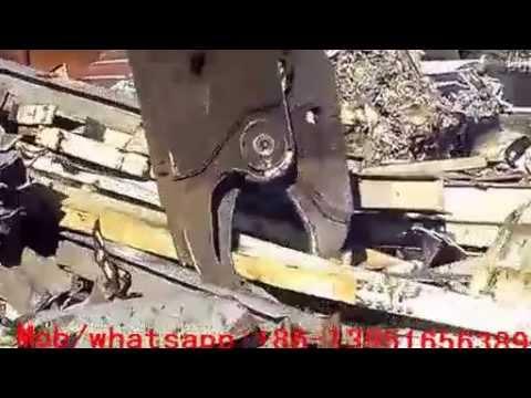 metal recycling machine/scrap recycling/ steel cutting/waste steel recycling/steel cutting
