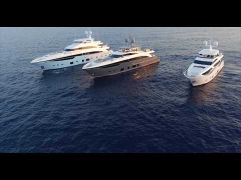 Princess M Class and Motor Yachts