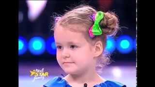 "Prezentare: Andreea Antonescu și fiica sa, Sienna, pe scena ""Next Star""!"