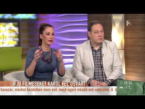 Osvárt Andrea a szerelméről: ˝mintha a sors egymásnak teremtett volna minket˝  tv2.humokka