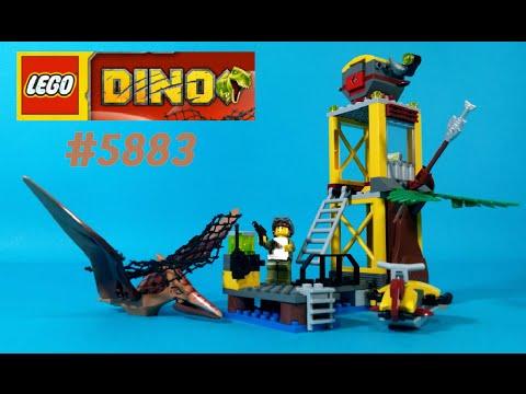 lego 10664 dinosaur instructions