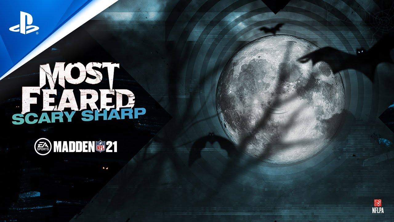 Madden NFL 21 - Field of Fear Trailer | PS4