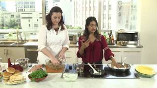 LIVE: Easy Pakistani Recipes with Rookie With A Cookie   Allrecipes.com