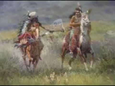 Native american story of the giants in America