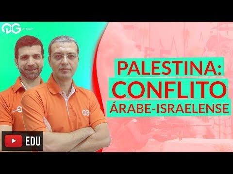 Entenda o Conflito Árabe - Israelense na Palestina - Foca nas Humanas