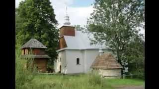 46. Bieszczady - cerkiew w Łopience