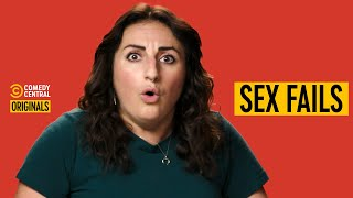 Falling Down a Flight of Stairs Butt Naked (ft. Steph Tolev) - Sex Fails