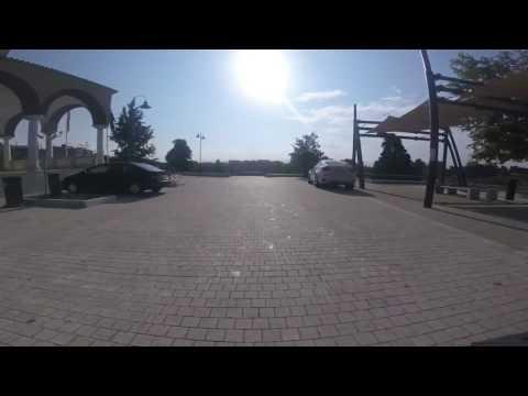 A walk in Larissa, Greece!
