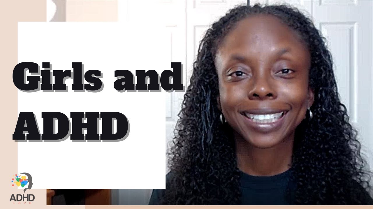 Download Girls and ADHD: Why Are Girls Diagnosed Less Than Boys With ADHD?