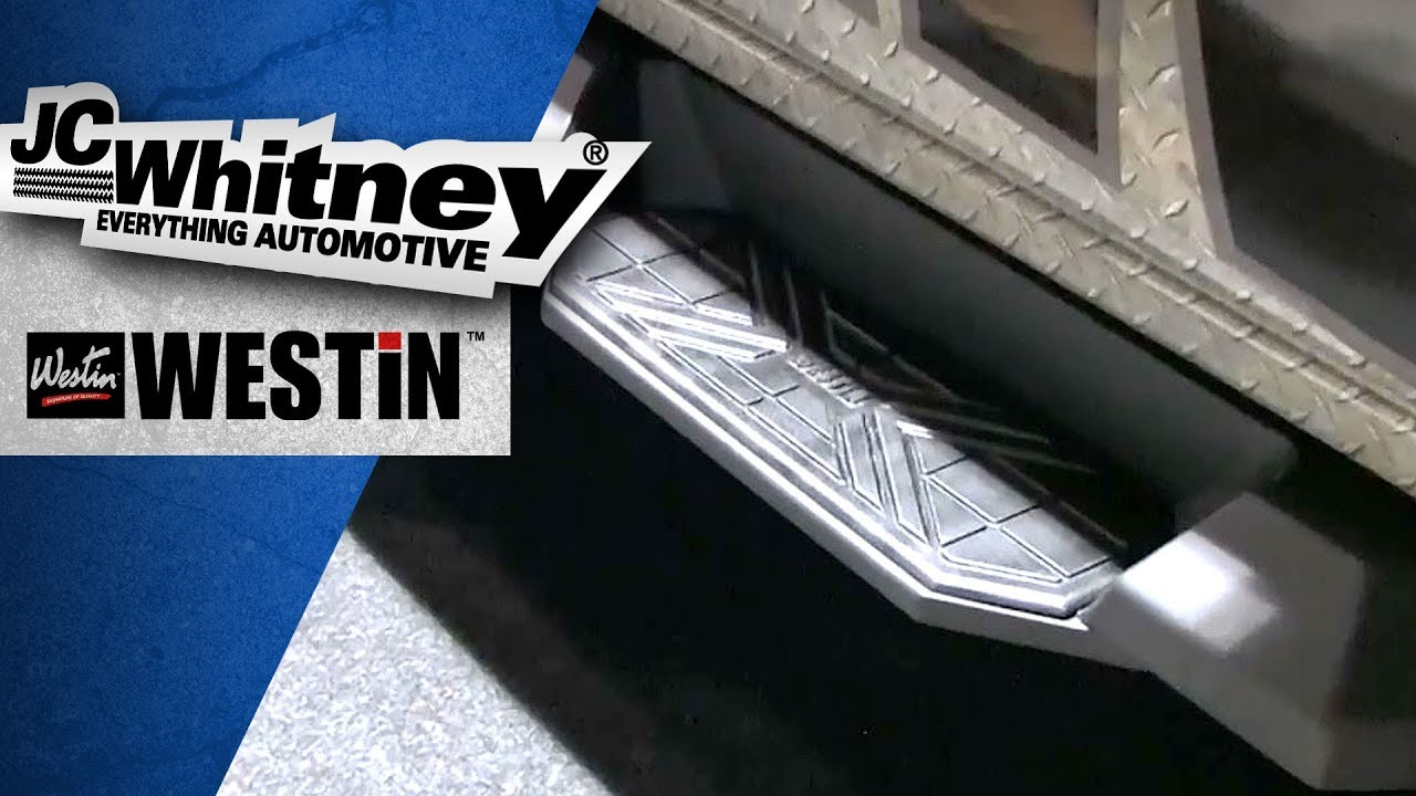 Westin Hdx Extreme Running Boards 16 Inch Wide Step