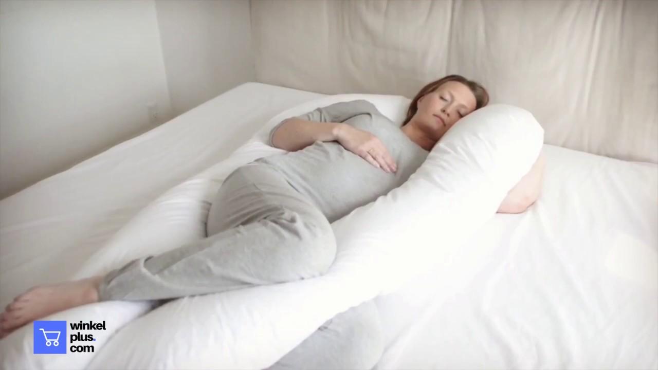 Zwangerschapskussen via winkelplus youtube