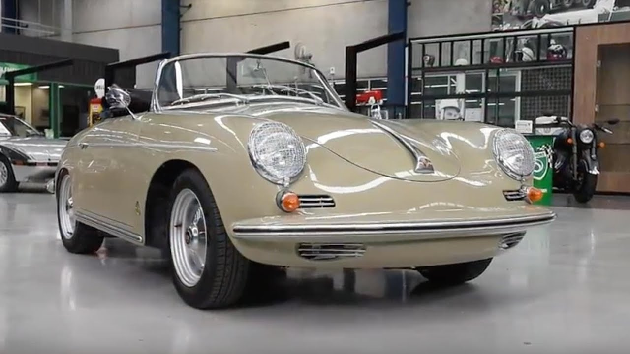 Porsche and Fiat European Classics - 2018 Shannons Melbourne Spring Classic Auction