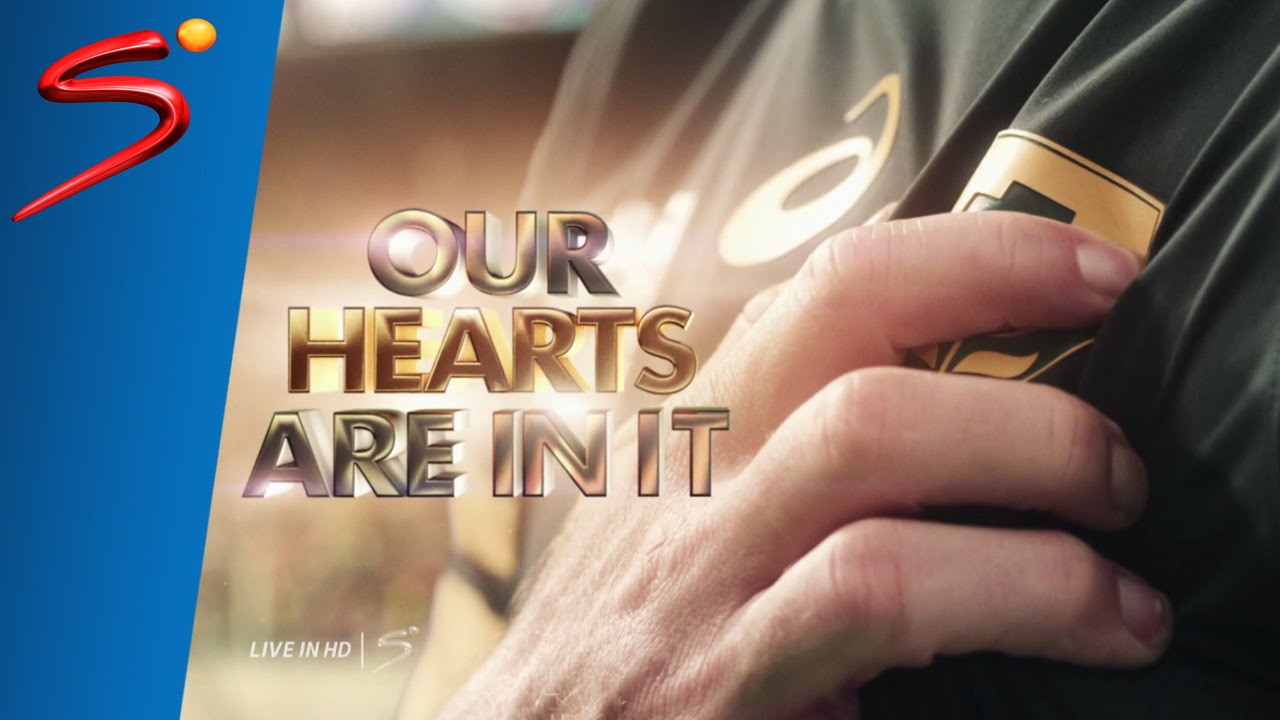 Quot Our Hearts Are In It Quot Supersport Rugby World Cup 2015