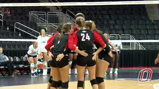 Highlights: Volleyball vs. UCI