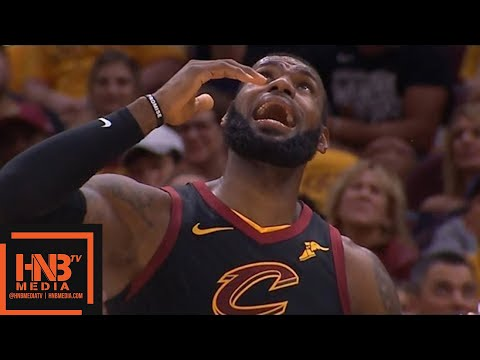Cleveland Cavaliers vs Boston Celtics 1st Qtr Highlights / Game 4 / 2018 NBA Playoffs
