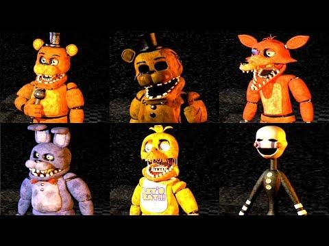 Abandoned Five Nights at Freddy's thumbnail