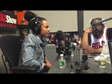 Rapper, Secrett Talks J.Cole, St. Johns & Nya Lee on CBS Radio's Brown & Scoop