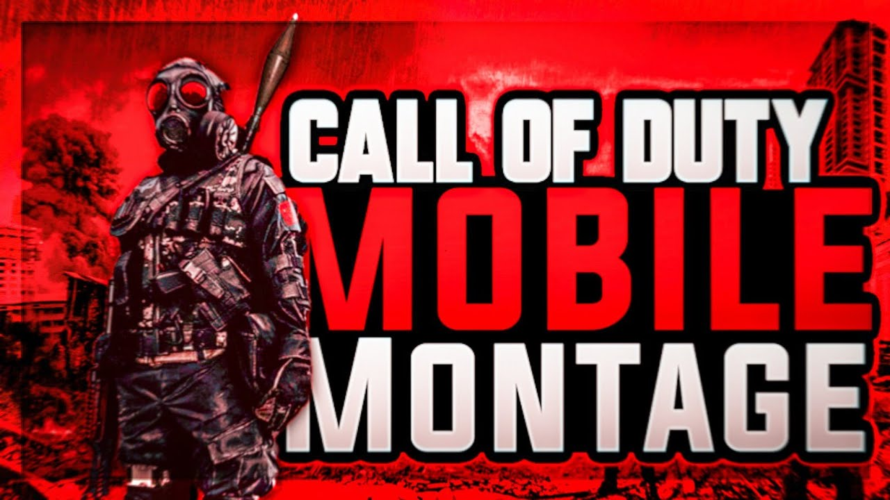Call of duty mobile montage thumbnail ...