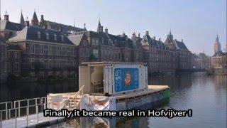 Floating City Apps Movie, Bangladesh Embassy, The Hague