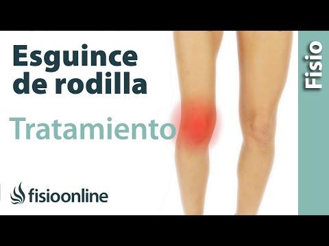 Tratamiento del esguince de ligamento lateral interno de rodilla ...