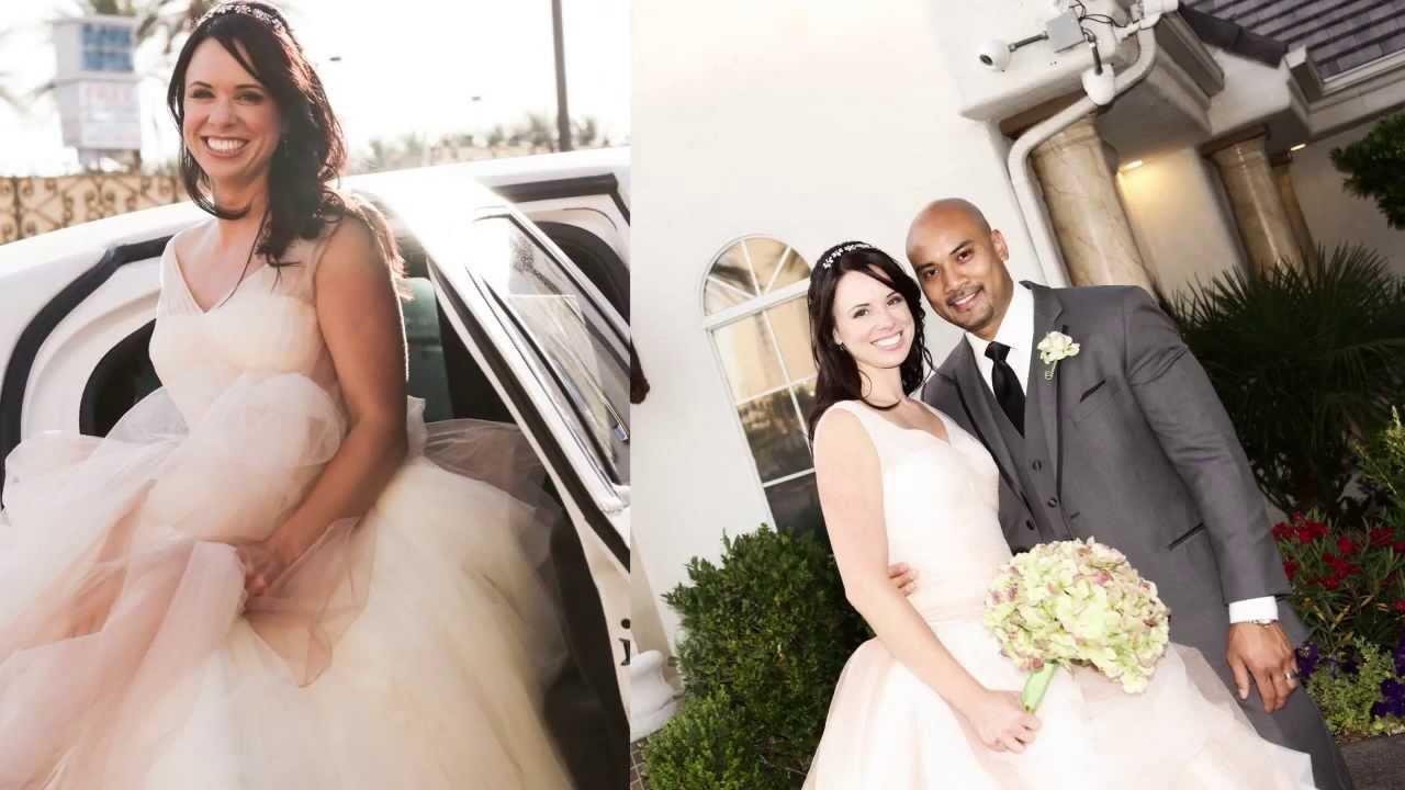 Ettel And Sunshine Review Las Vegas Wedding Chapel Of The Flowers