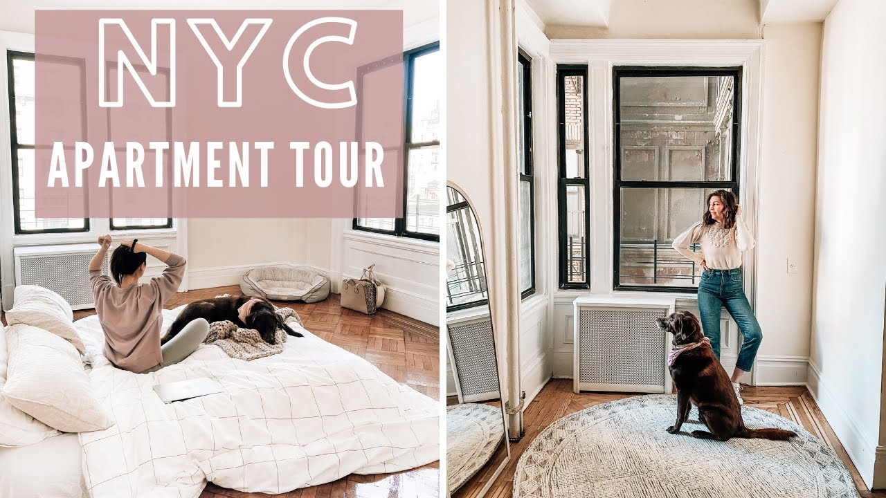 NEW YORK CITY EMPTY APARTMENT TOUR | Upper West Side