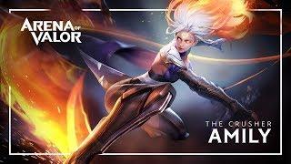 Amily: Hero Spotlight | Gameplay - Arena of Valor