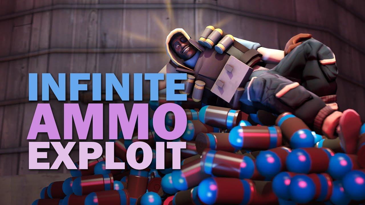 TF2 - Infinite Ammo # No Reload Exploit
