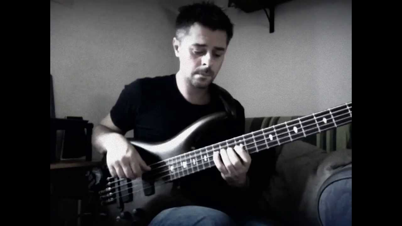 my funny valentine bass solo youtube