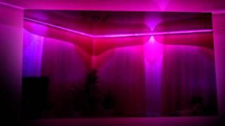 Подcветка штор светодиодной лентой(, 2015-11-09T15:59:19.000Z)