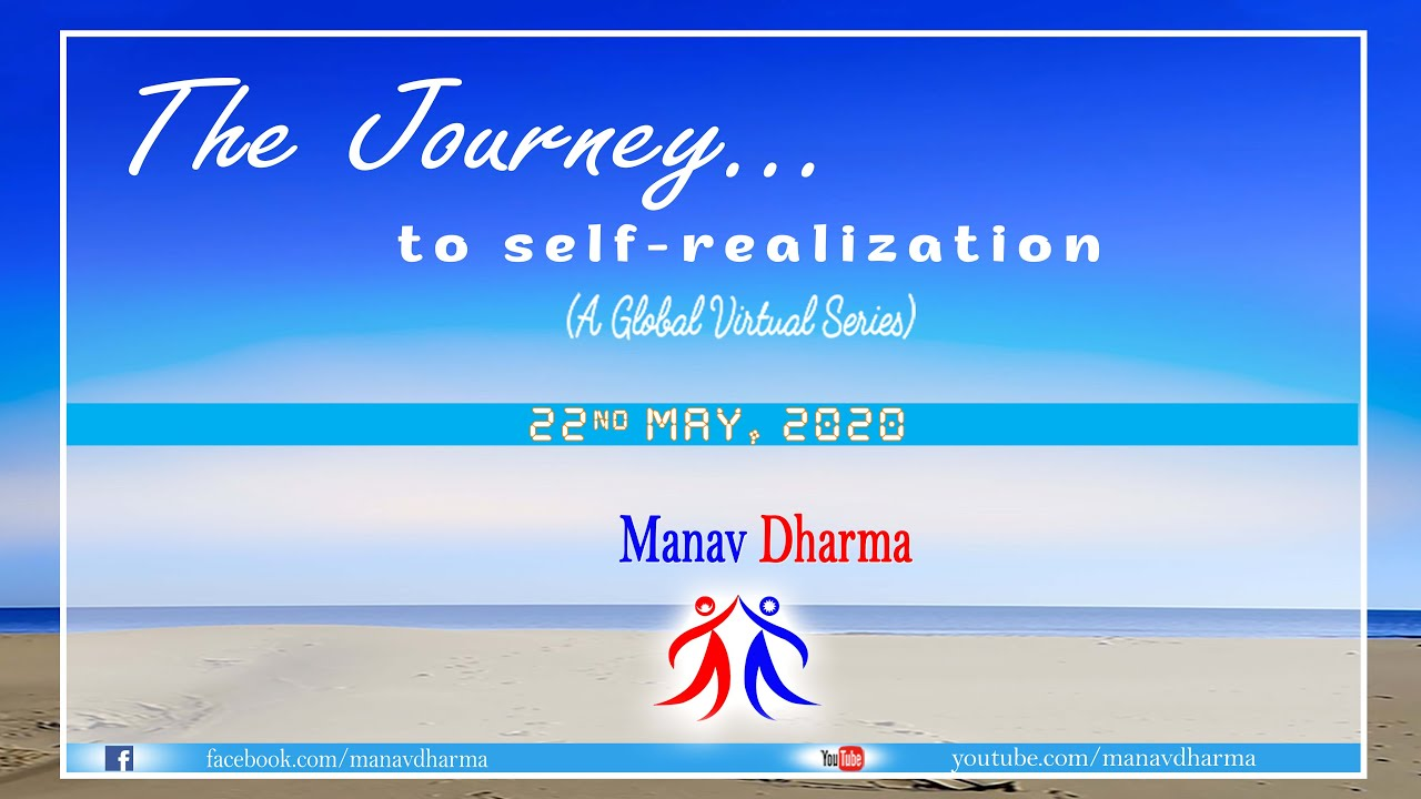 Download The Journey to Self-Realization (A Global Virtual Series) Episode-1