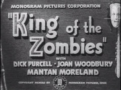 King of the Zombies 1941 Horror